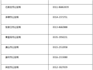 河北进京车辆注意!明起至24日,此证免费办理!