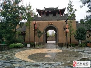 国庆期间游览咸阳礼泉县的东黄小镇,空城却也别致
