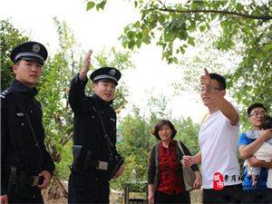 做好国庆假期景区安保为游客提供优质服务