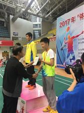 枝江体校参加省青少年羽毛球赛风采录