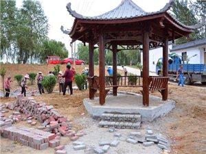 滕州洪绪镇:乡村连片治理;小村庄有大变化