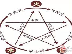 你对中国的五行了解多少