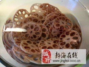 老干��炒藕片(超�快手菜)