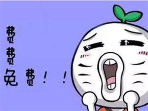 10月起,临泉这些东西统统免费!不知道你就亏大了!
