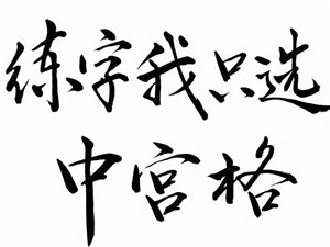 练字、中国人写好祖国文字为已任、不要等老外来给你授课!扬民族精神从我.