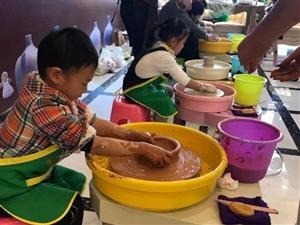 金色�光城陶�DIY,�想生活,�g��R聚陶出精彩!