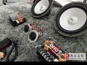 品质之选-瑞虎7音响升级德国oiio欧艾X516两分频