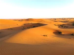 印象腾格里沙漠