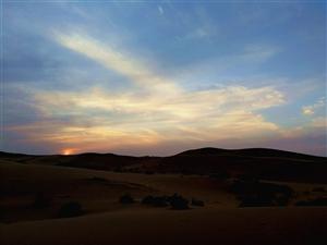 腾格里沙漠穿越之旅(二)