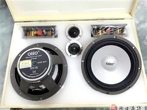 好车配好乐-宝马320音响升级德国oiio欧艾X516三分频