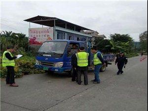 仙临镇加强道路交通安全常态管理