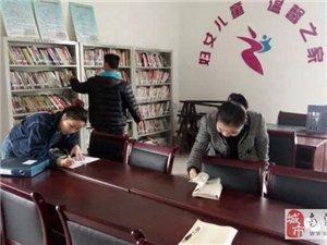 区总工会到仙临镇检查指导职工书屋创建工作