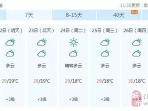 """冷空气又来了!还有台风""""兰恩""""最新消息,化州天气将..."""