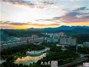 寻乌县城新貌