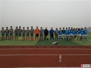 阳信县足球进校园活动�碳押瓯�足球联赛第五期战报