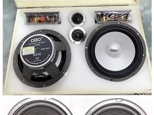 丰田凯美瑞音响改装德国oiio欧艾X516两分频