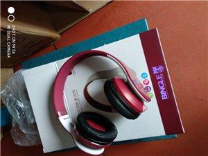 有意低价出售宾果F1头戴式耳机麦克风电话18637161187保证正品