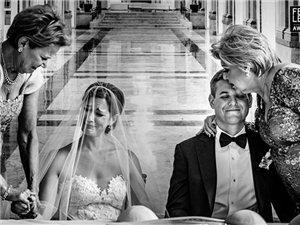 准备拍婚纱照的童鞋看过来了!爱是永恒~2017年最佳婚礼摄影作品欣赏