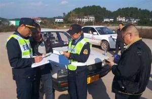 蓬溪三所驾校教练员因违反这项规定被处罚