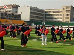 枣阳第八届运动会即将开幕