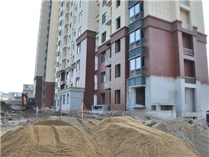 太阳城十月份工程进度报道,内附施工进度,面积,价格,优惠