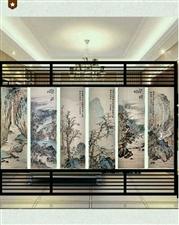 李亚南国画作品欣赏