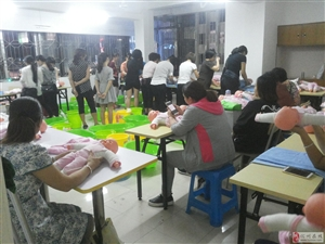 茂名市飞帆月嫂班、高级催乳师、育婴师火热招生中!