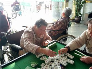 老年人的幸福之家――瑞泰�o理院
