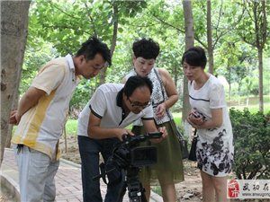 【武功头条】第十八个记者节献礼:拥抱新时代,记者在行动