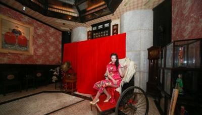 中式婚礼:一场复古盛宴