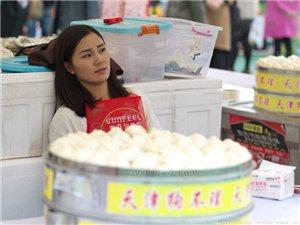 11月10日,2017首届泰国风情食博会在广汉汉街火爆登场!吃货围观了