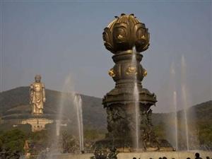 中国唯一能倒过来念的景点,拥有世界最高释迦牟尼佛像