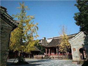 广汉文庙�D�D季节不同,景致别样,暖阳下的慢生活(组图)