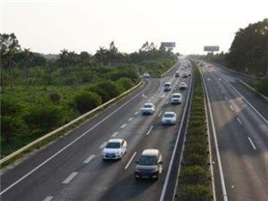 沈海高速公路茂名至观珠段施工期间实施交通管制,路过请留心!