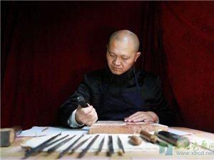 夹江年画大师:他把贴在门上的年画
