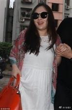 霍思燕怀孕时爆肥到80公斤 生完嗯哼后对比照惊呆