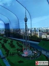 今天参观了一下澳门新濠天地线上网址城市规划展览馆……