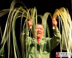 探寻湖口指尖上的传统技艺――竹编斗笠