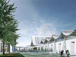 新国际会展中心,落户航空港区