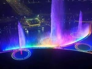 郑州这个公园比纽约中央公园大,有亚洲最牛音乐喷泉