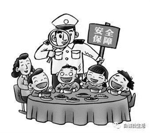 """白城市食品药品监管局检查""""小饭桌""""食品安全"""