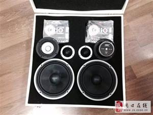 宝马GT5系音响升级德国oiio欧艾高保真汽车音响