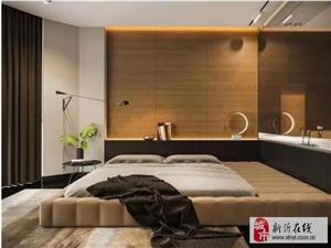 你家的卧室床头背景有这么高的逼格吗