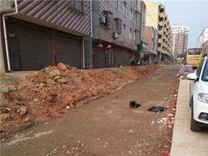 桐城市孔城镇228省道连接025乡道的一条支路一直没修好