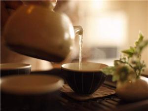 外婆家的野藤茶