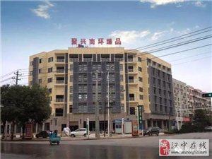这座商业将于2018年春绽放,汉中城南焕然一新!