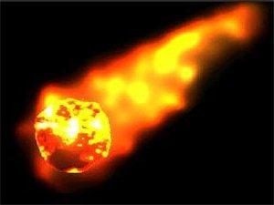 日本多地目击火球 天文专家称 片摩擦导致发光