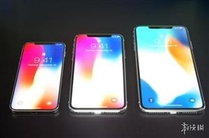 iPhoneXPlus渲染概念图曝光刘海依旧屏幕更大了!