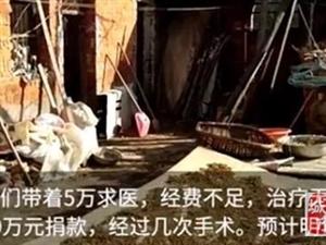 """感动中国!枣阳老夫妻收养""""烧伤弃婴""""23年,捡破烂攒钱只为帮其整容!"""