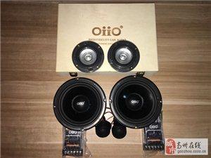 宝马X3音响改装升级德国oiio欧艾三分频套装喇叭